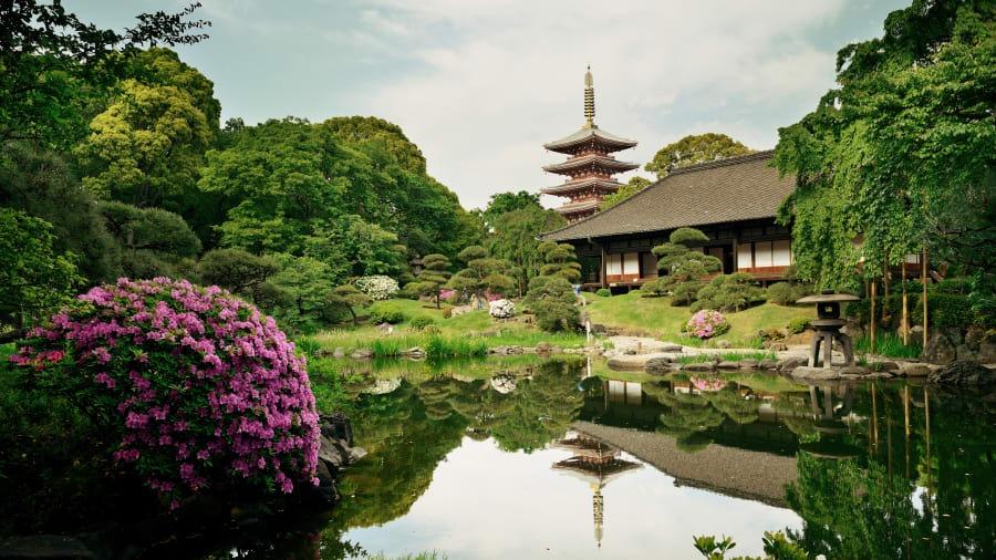 بهترین مکان های روی کره ی زمین در سال 2020: توکیو ژاپن