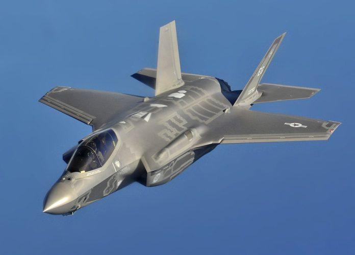 ویژگی ها و مشخصات هواپیمای جنگنده F-35 لایتینگ 2