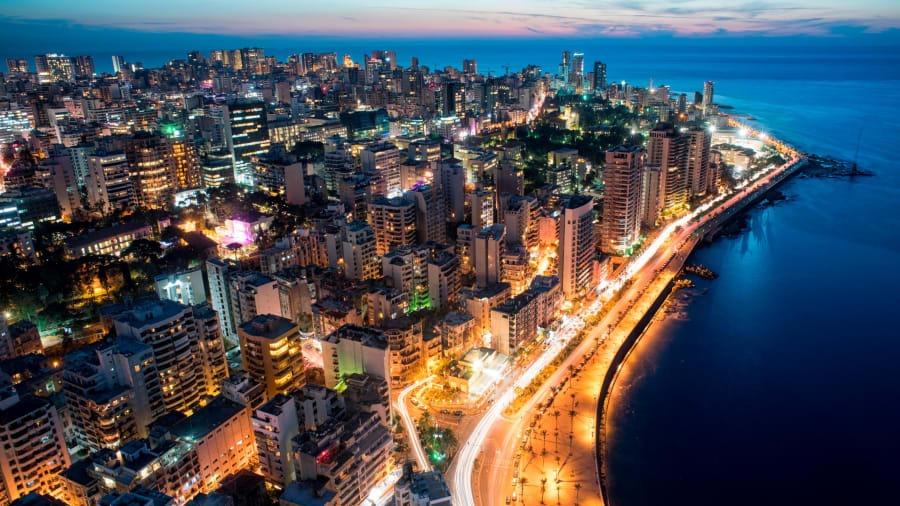 توریستی ترین جاهای جهان در سال 2020: بیروت ،لبنان