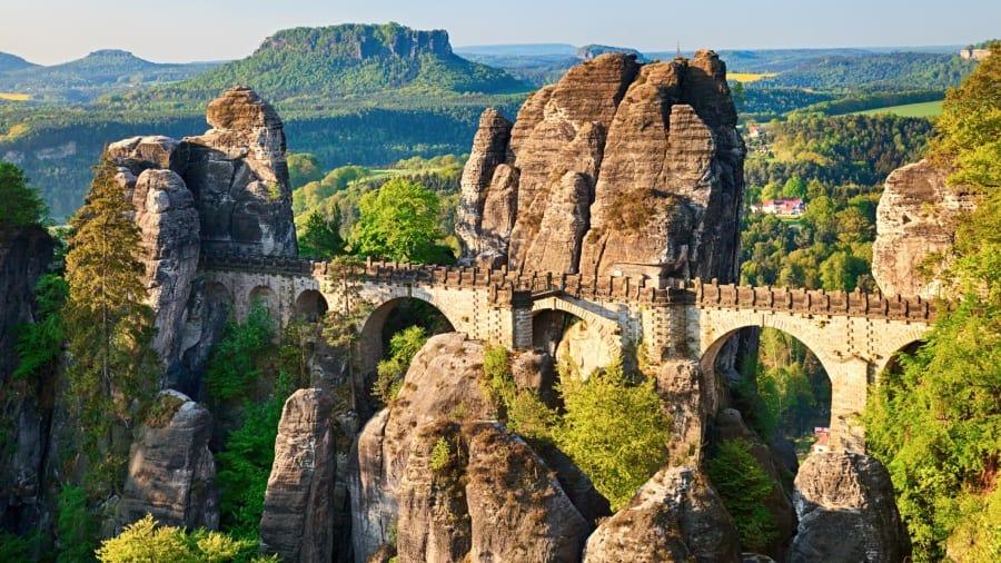 100 تا از بهترین مکان های روی کره ی زمین در 2020: ساکسون سوئیس، آلمان