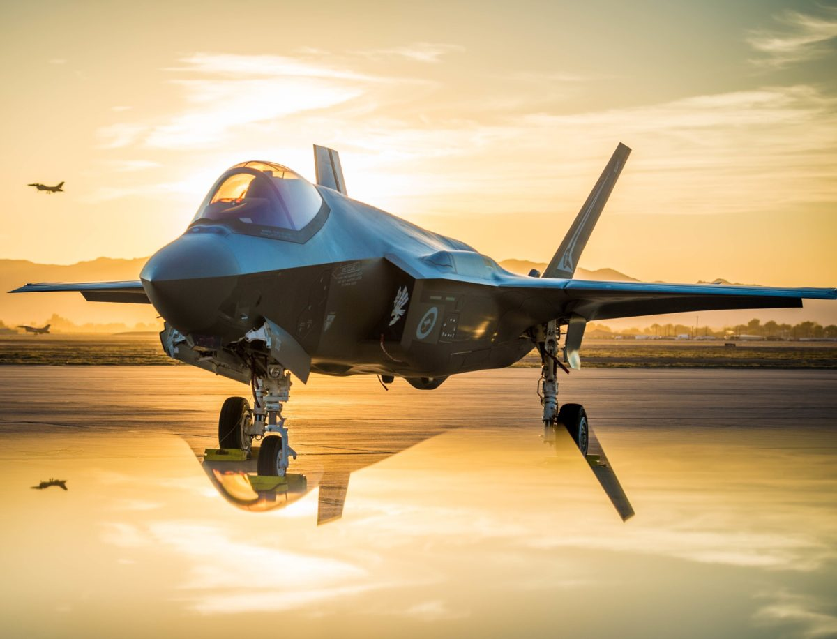 عکس هواپیمای f35 امریکا
