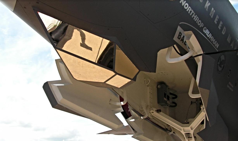 Electro-Optical Targeting System جنگنده اف-35