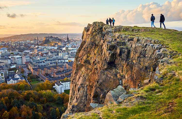 ادینبورگ، اسکاتلند