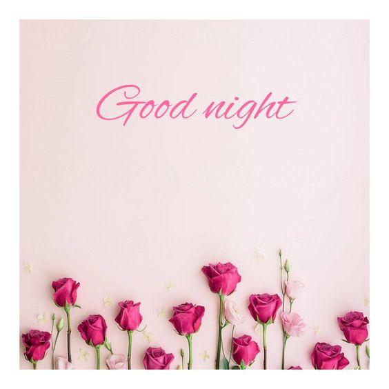 عکس استوری شب بخیر دخترانه و عاشقانه