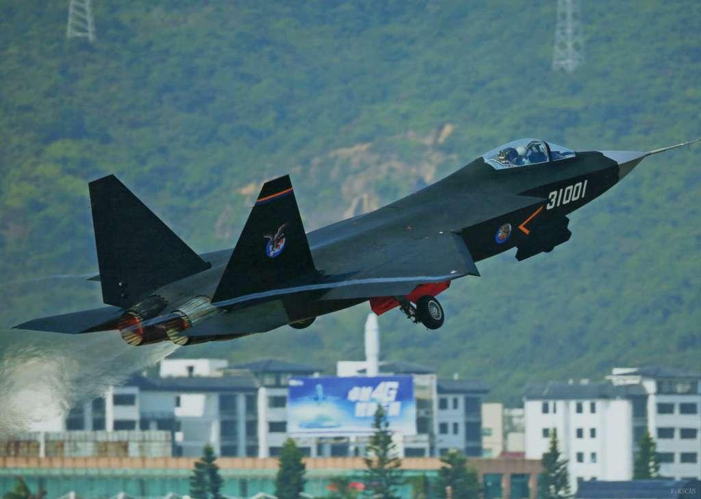Shenyang FC-31 هواپیما جنگنده پیشرفته کشور چین