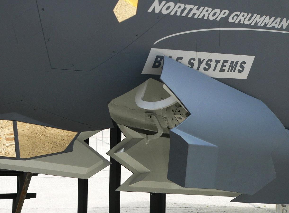 رادارگریز هواپیما جنگنده f35 امریکایی