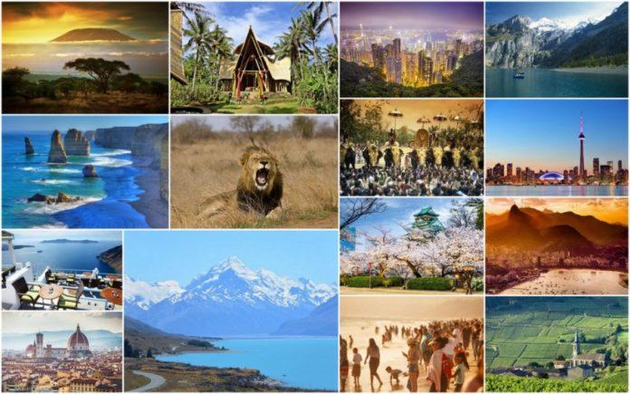25 تا معروف ترین مکان های گردشگری جهان که باید خارج از فصل رفت