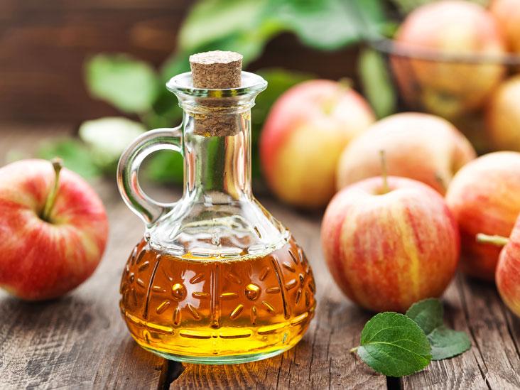 سرکه سیب بهترین روش خانگی برای از بین بردن جای بخیه