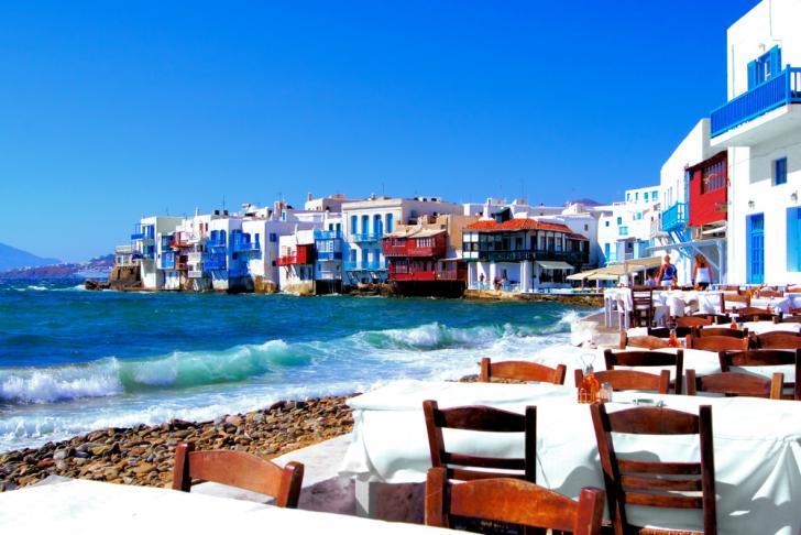 میکونوس، یونان