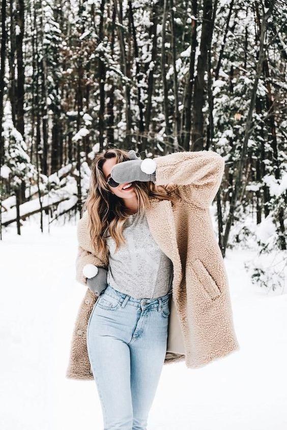 عکس پروفایل زمستانی دخترونه