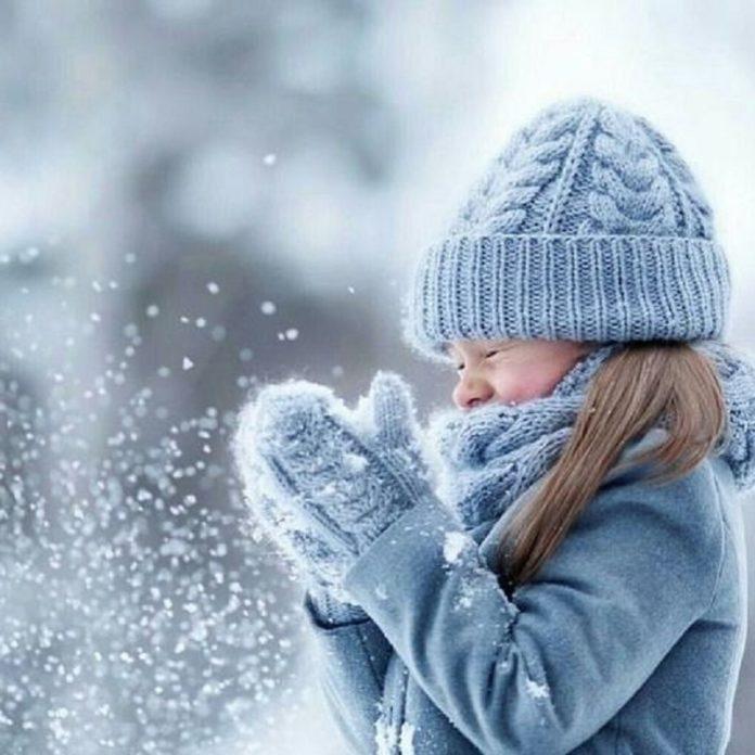 عکس زیبای برای استوری برف