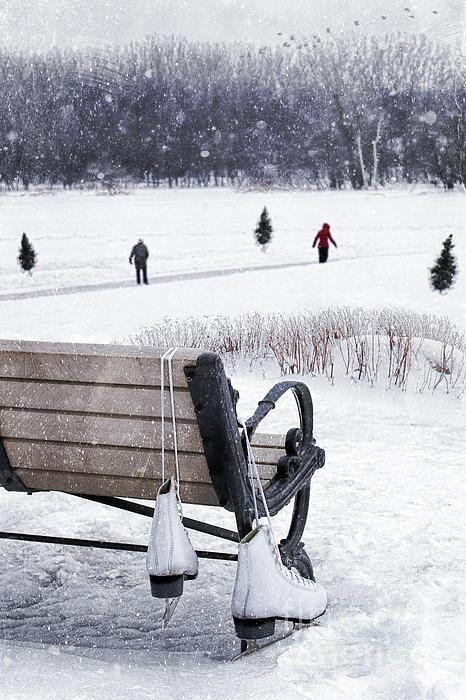 عکس زمستانی زیبا