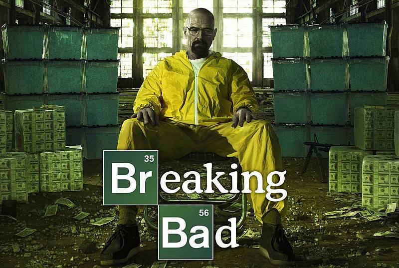 بهترین سریال سال 2020 : سریال بِریکینگ بَد (Breaking Bad)