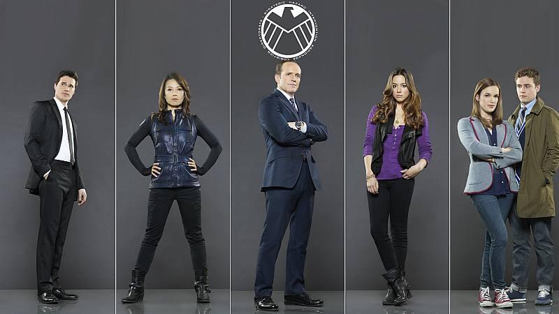بهترین سریال سال 2020 : مأموران شیلد (sheild agent)