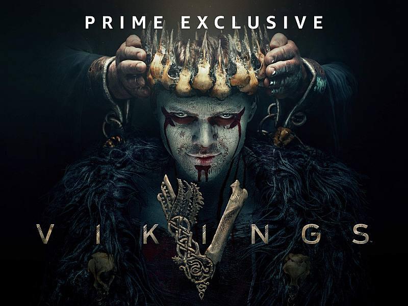پوستر سریال وایکینگ ها (vikings)