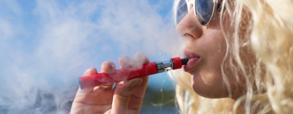 سیگار الکترونیکی و سرطان