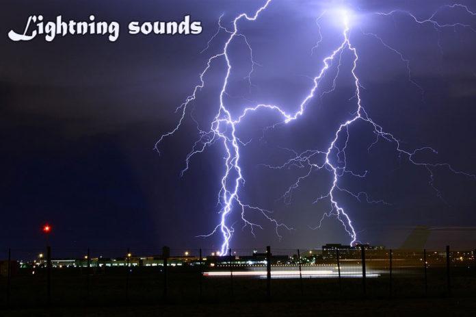 دانلود افکت صدای رعد و برق با کیفیت بالا
