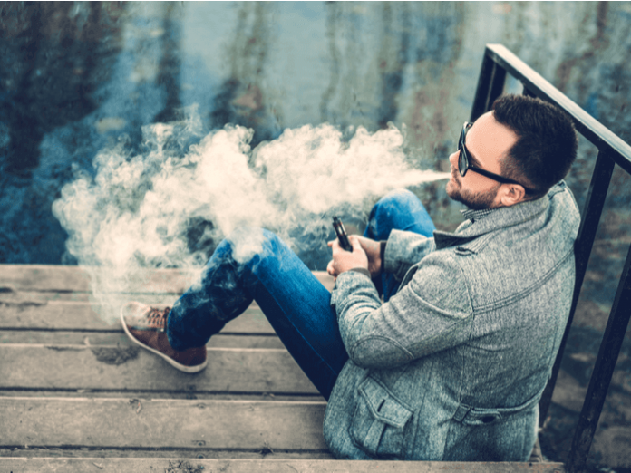 مضرات سیگار الکترونیکی یا ویپ اسموک