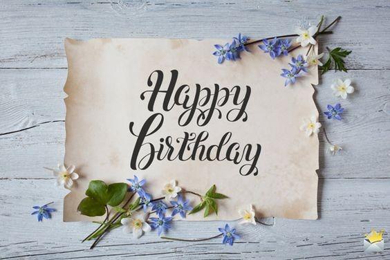 آرزو برای تبریک تولد