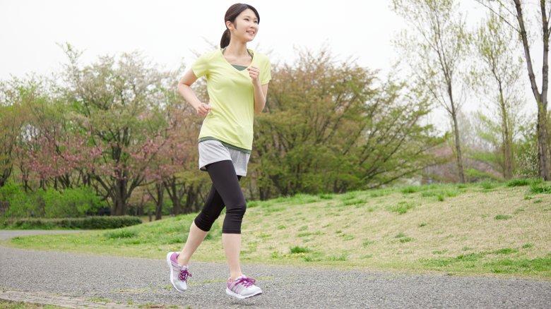 ورزش کردن برای داشتن پوستی بدون لک و شاداب