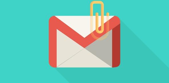 آموزش ارسال فایل از طریق جیمیل