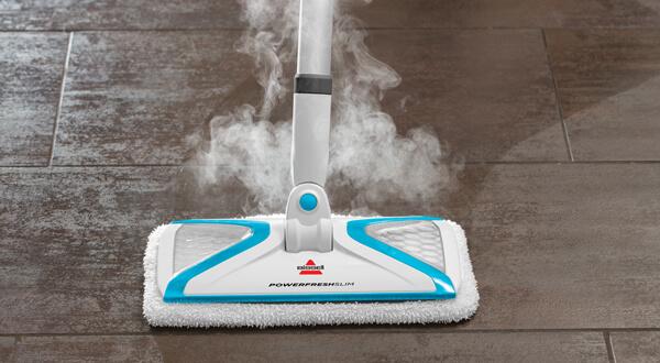 تمیز کردن پارکت با بخارشوی