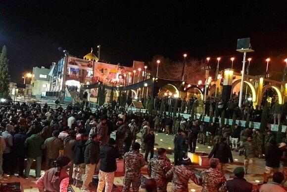 Funeral of Sardar Soleimani