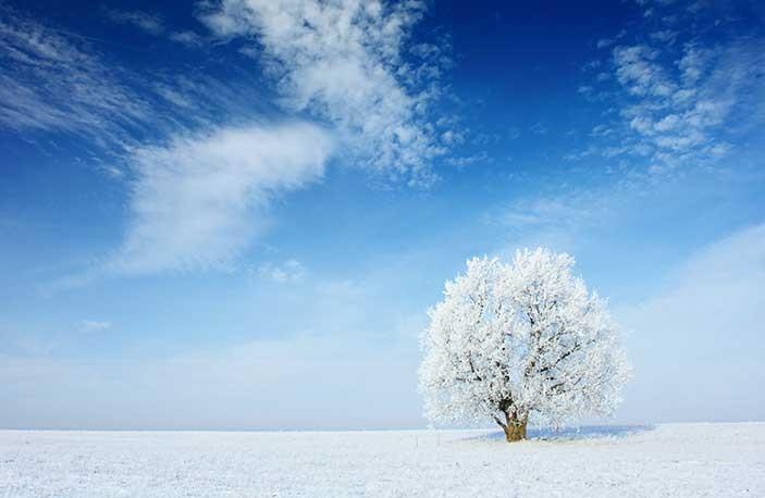 انشا درباره زمستان