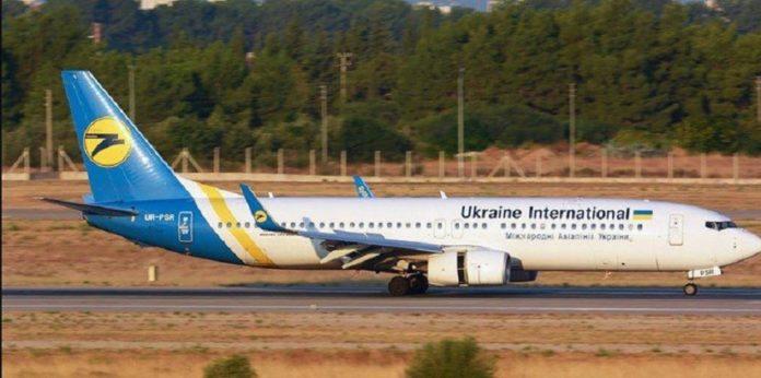 ماجرای سقوط هواپیمای اوکراینی