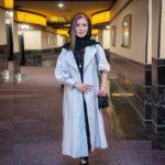 مدل مانتو متین ستوده در جشنواره فجر