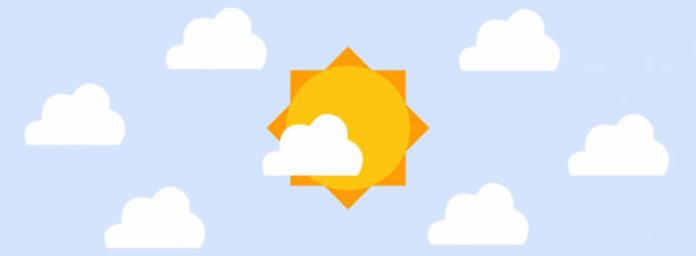 weather forcast software