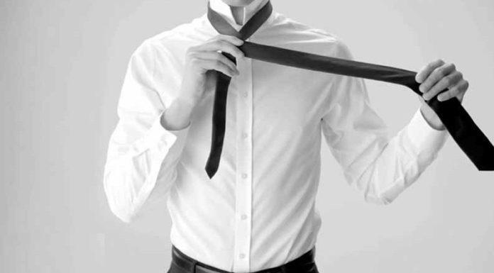 آموزش بستن کراوات ساده + عکس