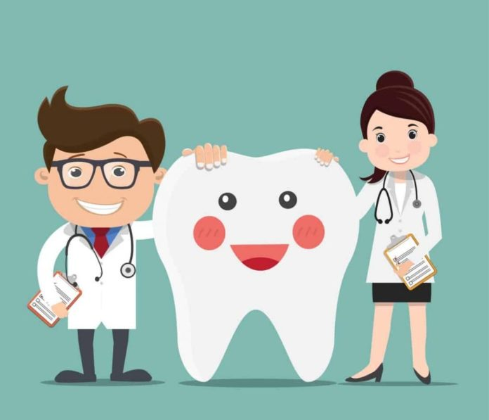 عکس نوشته تبریک روز دندانپزشک سال 99