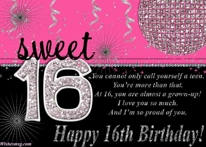 بهترین پیام تبریک تولد 16 سالگی به خواهرزاده و برادرزاده