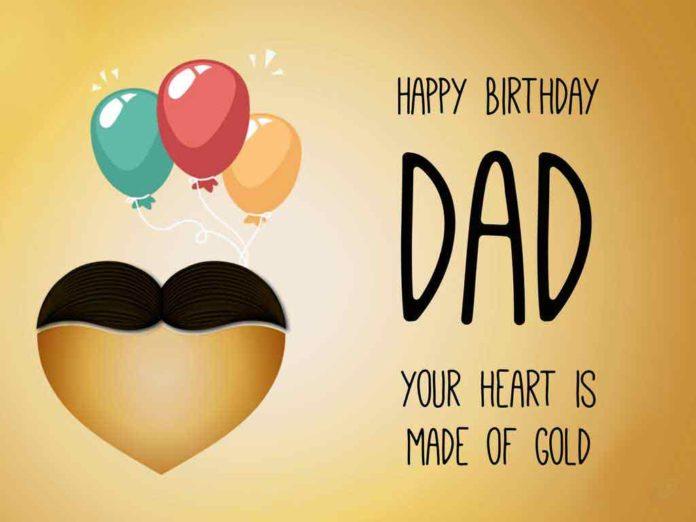 متن پیام تبریک تولد پدر با جملات زیبا و جدید