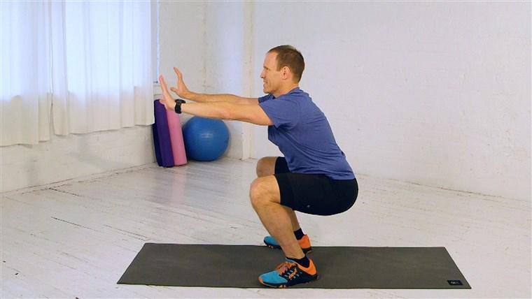 برای کوچک کردن و لاغری ران پا چه باید کرد؟