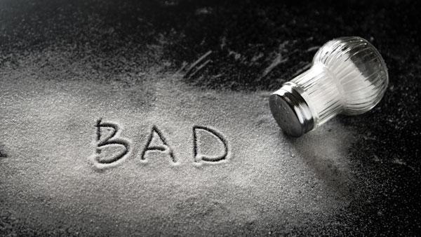چرا نمک مضر است؟ - مینویسم