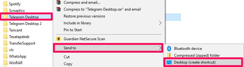 چگونگی استفاده از چند اکانت به طور همزمان در تلگرام