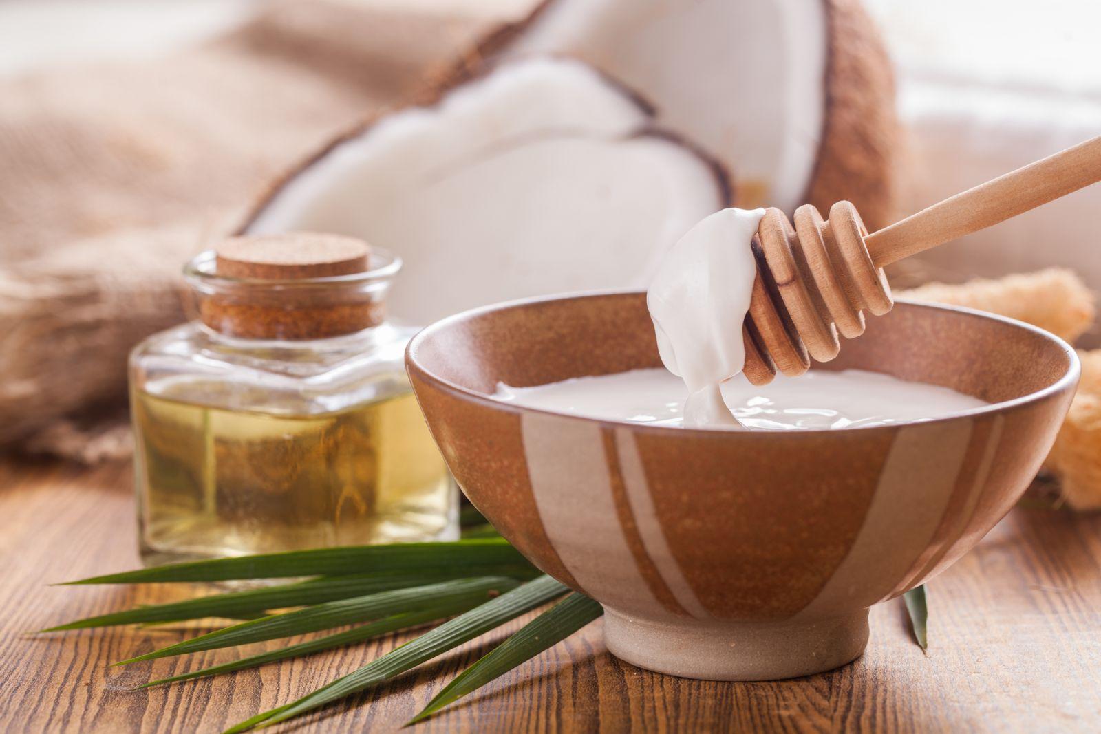 درمانی تقریبی سرع و تشنج با مصرف روغن نارگیل خوراکی