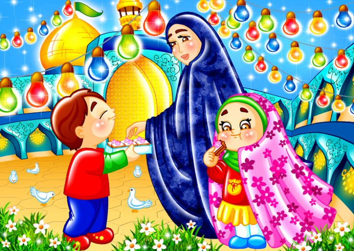 زیباترین شعر درباره عید فطر برای کودکان