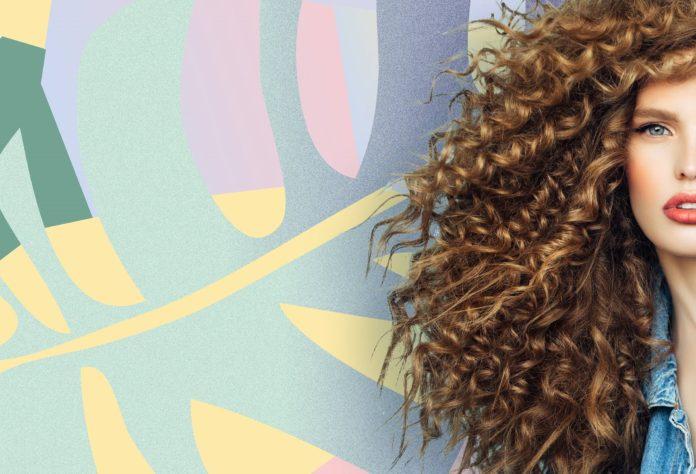 مراقبت از موهای فر