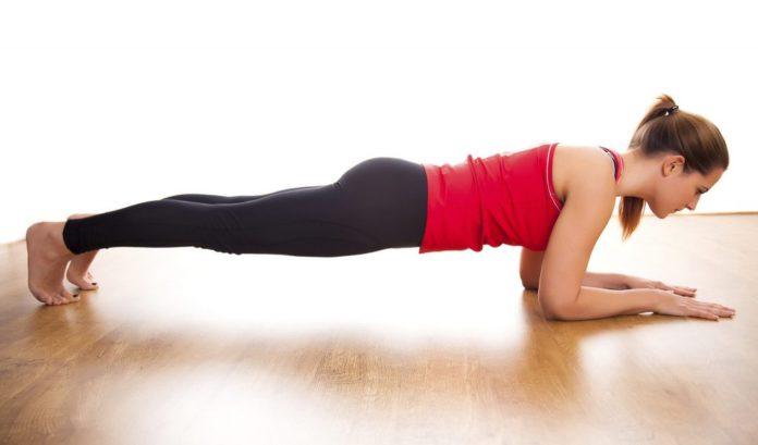 آموزش ورزش در خانه برای لاغری شکم و پهلو