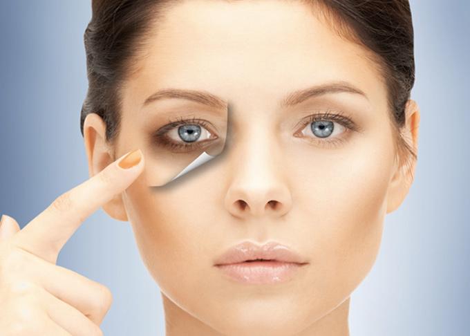 نحوه استفاده از زردچوبه برای درمان سیاهی دور چشم