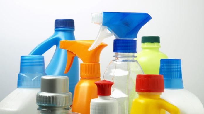 مواد شیمیایی موجود در شوینده ها