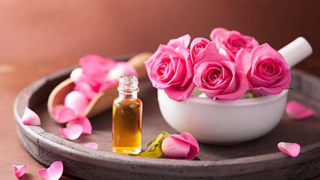 چگونه از گلاب برای زیبایی پوست استفاده کینم