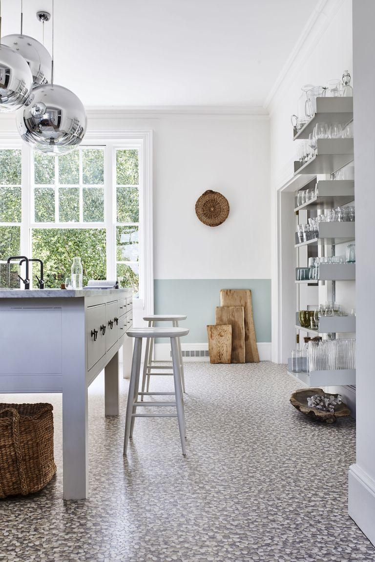 لمینت در طراحی دکوراسیون آشپزخانه