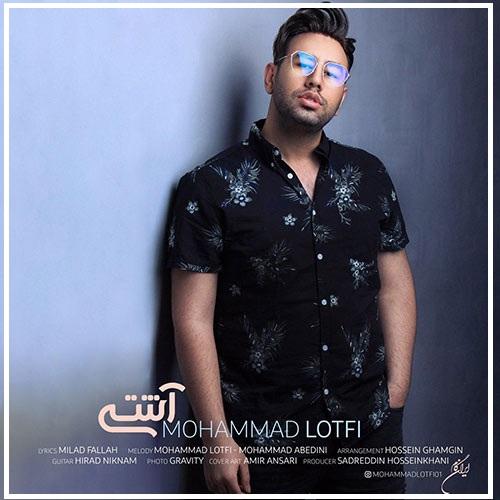 دانلود آهنگ تو صورتت قشنگه ولی دلت باهام میجنگه محمد لطفی با کیفیت ۳۲۰ و ۱۲۸