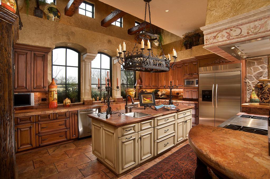 آشپزخانه های سنتی