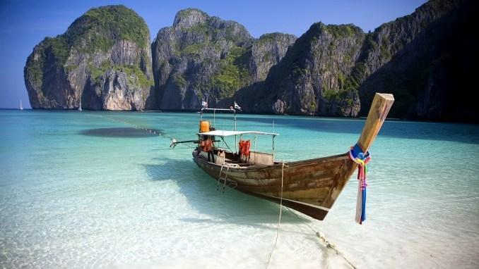 ساحل maya در تایلند