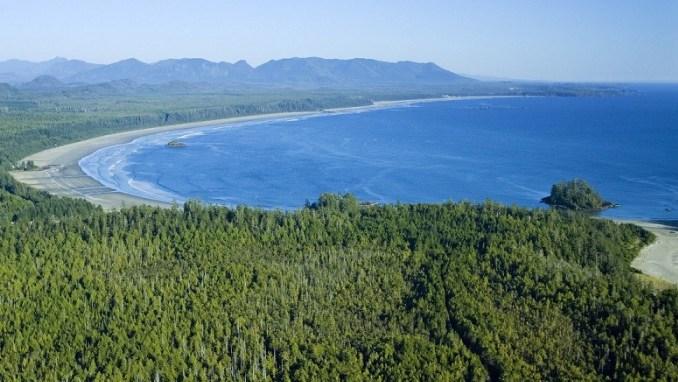 ساحل long در کانادا